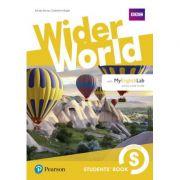 Imagine Wider World Level Starter Students' Book With Myenglishlab Pack
