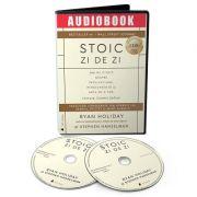 Audiobook. Stoic zi de zi. 366 de citate despre intelepciune, perseverenta si arta de a trai - Ryan Holiday, Stephen Hanselman
