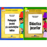 Despre Didactica si Pedagogia jocului, autor Horatiu Catalano
