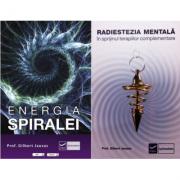 Pachet Radiestezia mentala si Energia spiralei, autor Gilbert Jausas