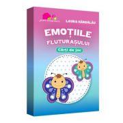 Emotiile fluturasului. Carti de joc - Laura Hardalau