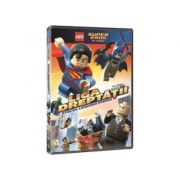Lego Super Eroii. Liga Dreptatii - Atacul Legiunii Pieirii [DVD] imagine librariadelfin.ro