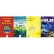 Despre Astrologie, Numerologie si Relatii - Set 4 carti, autor Valeriu Panoiu