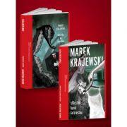 Pachet Marek Krajewski imagine libraria delfin 2021