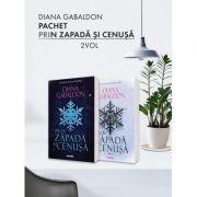 Pachet Prin zapada si cenusa, 2 vol. (Seria Outlander, partea a VI-a) - Diana Gabaldon imagine librariadelfin.ro