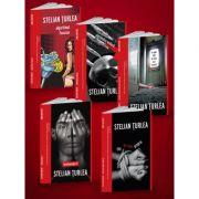 Pachet serie de autor Stelian Turlea imagine librariadelfin.ro