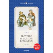 Proverbe si zicatori romanesti imagine librariadelfin.ro