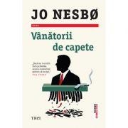 Vanatorii de capete - Jo Nesbo imagine libraria delfin 2021