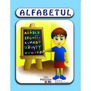 Alfabetul - Toma Costinel Daniel imagine librariadelfin.ro