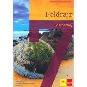 Foldrajz. VII. osztaly - Silviu Negut, Carmen Camelia-Radulescu, Ionut Popa imagine librariadelfin.ro
