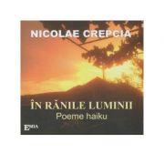 In ranile luminii. Poeme haiku - Nicolae Crepcia