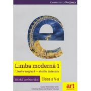 Limba engleza (studiu intensiv). Clasa a V-a. Ghidul profesorului (Teacher's book). Eyes Open Level 1, Teacher's Book - Garan Holcombe, Cristina Rusu,