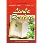 Limba si literatura romana, Manual pentru clasa a VI-a - Elena Mazilu Ionescu imagine librariadelfin.ro