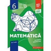 Matematica. Algebra, geometrie. Caiet de lucru. Clasa a VI-a. Initiere. Partea I - Ion Tudor imagine librariadelfin.ro