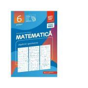 Matematica. Algebra, geometrie. Clasa a VI-a. Consolidare. Partea I - Maria Zaharia, Dan Zaharia imagine librariadelfin.ro