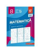 Matematica. Algebra, geometrie. Clasa a VIII-a. Consolidare. Partea I - Anton Negrila, Maria Negrila imagine librariadelfin.ro