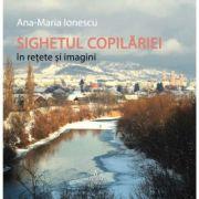 Sighetul copilariei in retete si imagini - Ana-Maria Ionescu imagine libraria delfin 2021