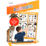 Animale. Planse educationale