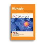 Biologie - Bacalaureat - 70 de teste - Anatomie si fiziologie umana. Genetica si ecologie umana - clasele XI-XII - Ed. Booklet imagine librariadelfin.ro