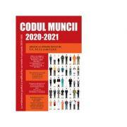 Codul muncii 2019 - 2020 imagine librariadelfin.ro