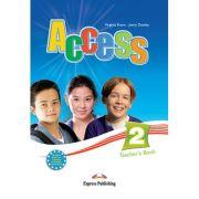 Curs limba engleza Access 2 Manualul profesorului - Virginia Evans, Jenny Dooley