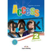 Curs limba engleza Access 2 Pachetul elevului cu ieBook - Virginia Evans, Jenny Dooley
