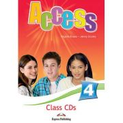 Curs limba engleza Access 4 Audio CD. Set 4 CD