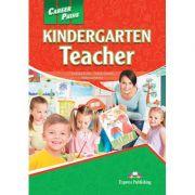 Curs limba engleza Career Paths Kindergarten Teacher Student's Book with Digibooks App - Virginia Evans, Jenny Dooley, Rebecca Minor
