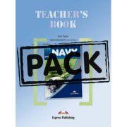 Curs limba engleza Career Paths Navy Pachetul profesorului - John Taylor