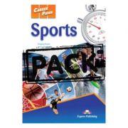 Curs limba engleza Career Paths Sports Pachetul profesorului - Virginia Evans, Jenny Dooley, Alan Graham