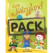 Curs limba engleza Fairyland Starter Pachetul elevului - Jenny Dooley, Virginia Evans