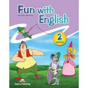 Curs limba Engleza Fun with English 2 Manualul elevului - Jenny Dooley, Virginia Evans
