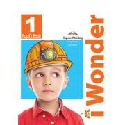 Curs limba engleza I-Wonder 1 Manualul elevului - Jenny Dooley, Bob Obee