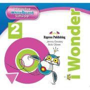 Curs limba engleza iWonder 2 Soft pentru tabla interactiva - Jenny Dooley, Bob Obee