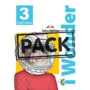 Curs limba engleza iWonder 3 Manual cu iebook - Jenny Dooley, Bob Obee