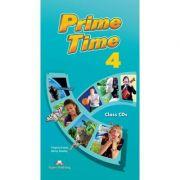 Curs pentru limba engleza. Prime Time 4 Audio CD Set 7 CD - Jenny Dooley