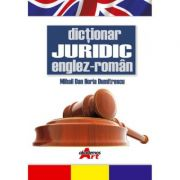 Dictionar englez-roman juridic - Dan Dumitrescu