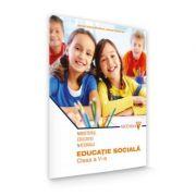 Educatie sociala, manual pentru clasa a V-a. Contine CD cu editia digitala - Codruta S. Missbach imagine librariadelfin.ro