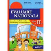 Evaluare nationala pentru clasa a II-a - Roxana Toader, Nicoleta Zanoaga, Livia Zegheru, Monica Grozavu imagine librariadelfin.ro