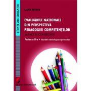 Evaluarile nationale din perspectiva pedagogiei competentelor – Impact si consecinte. Partea a II-a - Abordari metodologico-experimentale - Laura Buta