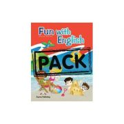 Fun with English 5 Pachetul elevului - Jenny Dooley, Virginia Evans