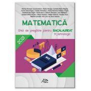 Bacalaureat 2021- Matematica - Ghid de pregatire M_tehnologic - Ed. Delfin imagine librariadelfin.ro