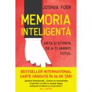 Memoria inteligenta - Joshua Foer imagine librariadelfin.ro
