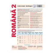 Plansa Romana 2. Limba romana: Morfologia 2 imagine librariadelfin.ro