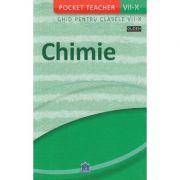 Pocket Teacher. Chimie. Ghid pentru clasele VII-X - Manfred Kuballa, Jens Schorn imagine librariadelfin.ro