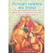 Povesti celebre ale Indiei imagine librariadelfin.ro