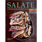 Salate. O reteta pentru fiecare zi din an. Vol. 3 - Georgeanne Brennan imagine libraria delfin 2021