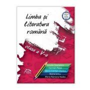Limba si literatura romana – clasa a V-a - AVIZATA - conform cu noua programa - valabil pentru oricare dintre manualele aprobate de MEN imagine librariadelfin.ro