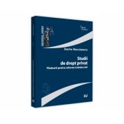 Studii de drept privat. Pledoarii pentru reforma Codului Civil - Sache Neculaescu