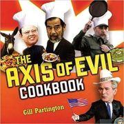 The Axis of Evil Cookbook - Gill Partington imagine libraria delfin 2021
